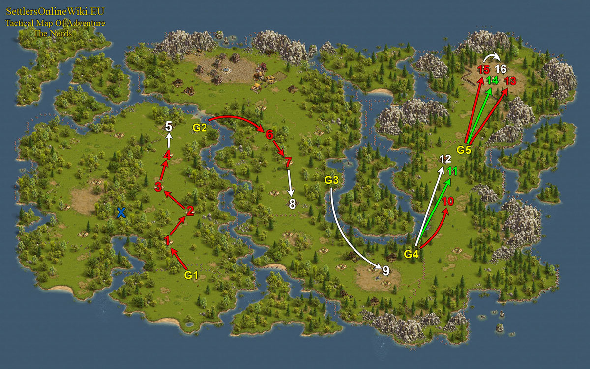 settlers online island clearing guide